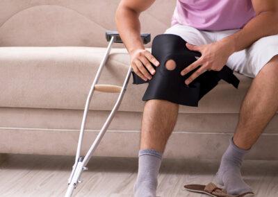 Fysiotherapie aan huis
